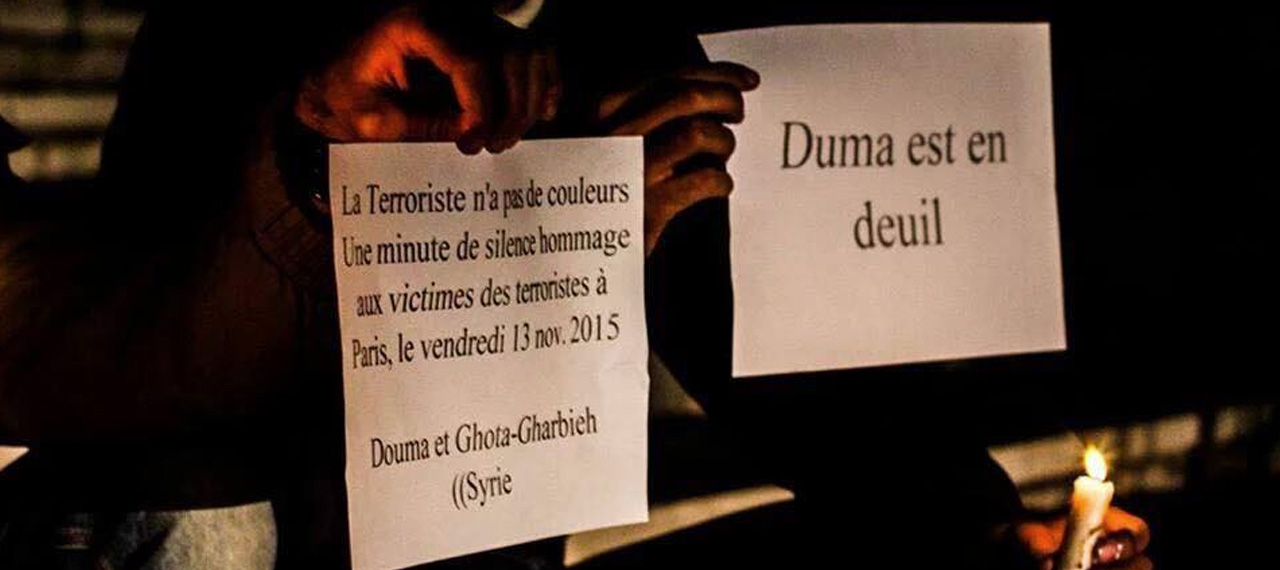 Douma est en deuil