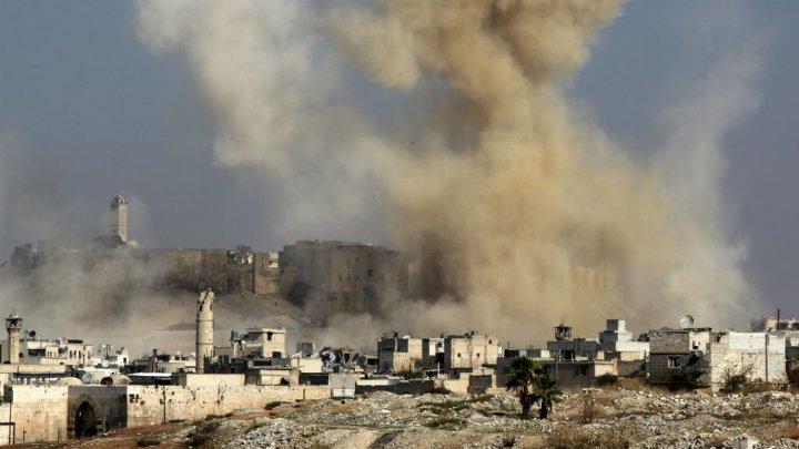 Armée syrienne libre Coalition nationale syrienne Front al-Nosra Moyen-Orient Plus d'un million de Syriens privés d'eau après un raid à Alep, dénonce l'Unicef