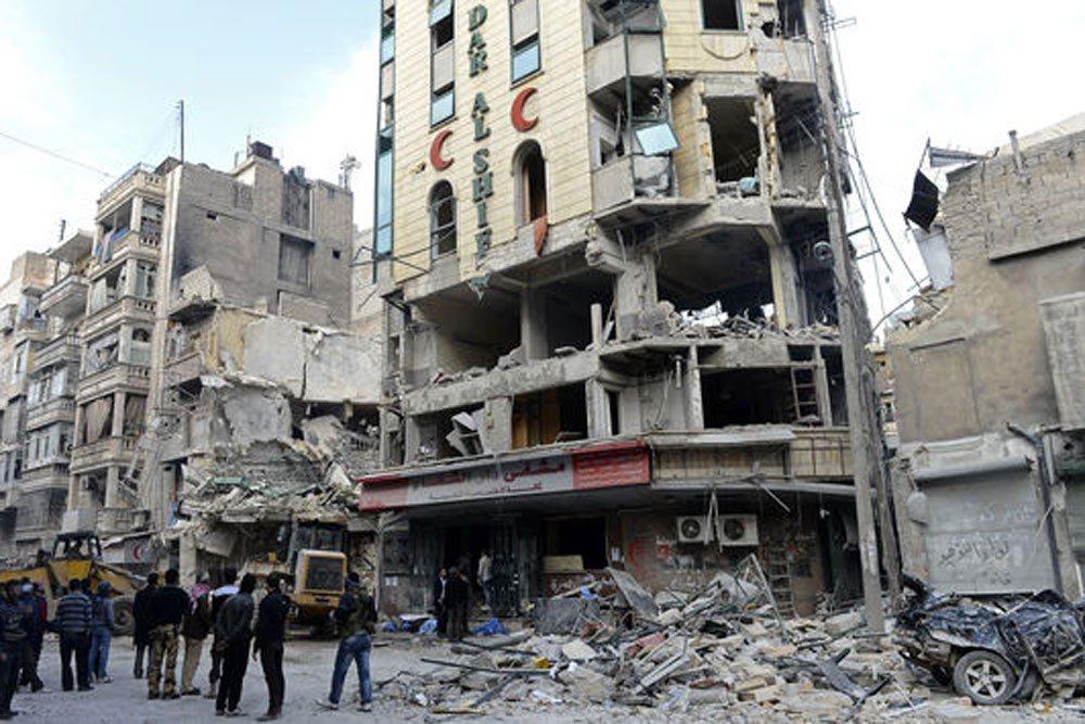 Syrie: les centres de soin de plus en plus ciblés par les attaques