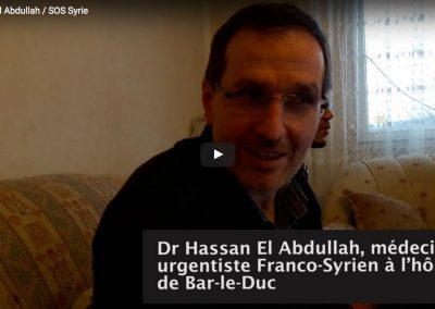 Interview du Docteur Hassan El Abdulah