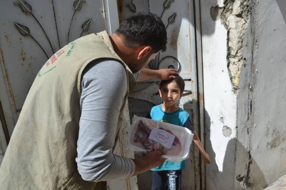 Ramadan 2019 – Préparation et distribution de colis alimentaires