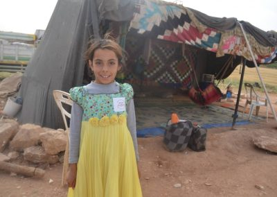 Aid El Fitr – Distribution de vêtements